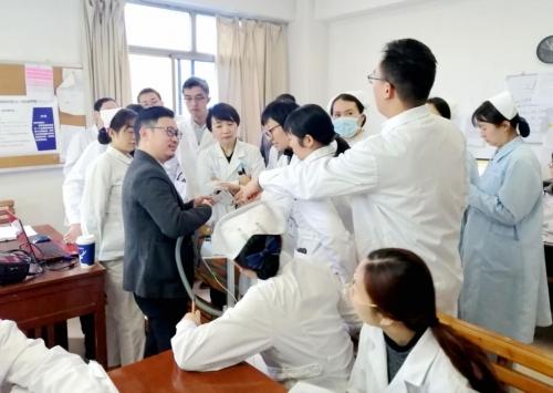 中山医院无创通气培训