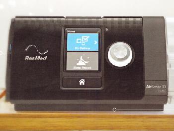 瑞思迈Airsense10睡眠呼吸机